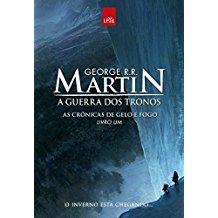 George R. R Martin no comenta livros