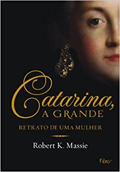Catarina, a Grande no Comenta Livros