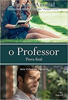 O professor prova final no Comenta Livros