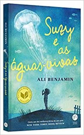 Suzy e as águas-vivas no Comenta Livros