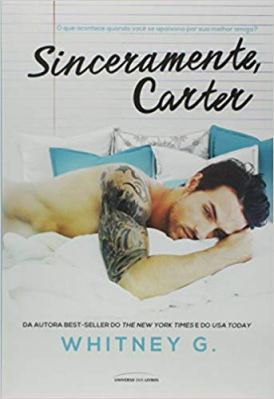 Simplesmente, Carter no Comenta Livros