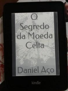 O segredo da moeda celta no Comenta Livros
