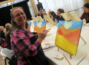 Image result for Benefits of Painting Classes