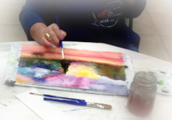 Join us for this watercolor painting Class in Nevada County!