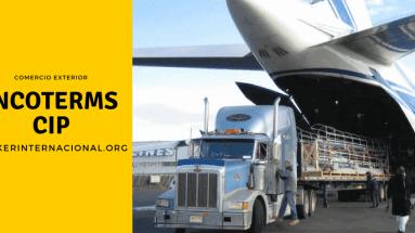 CIP Incoterms en el comercio exterior