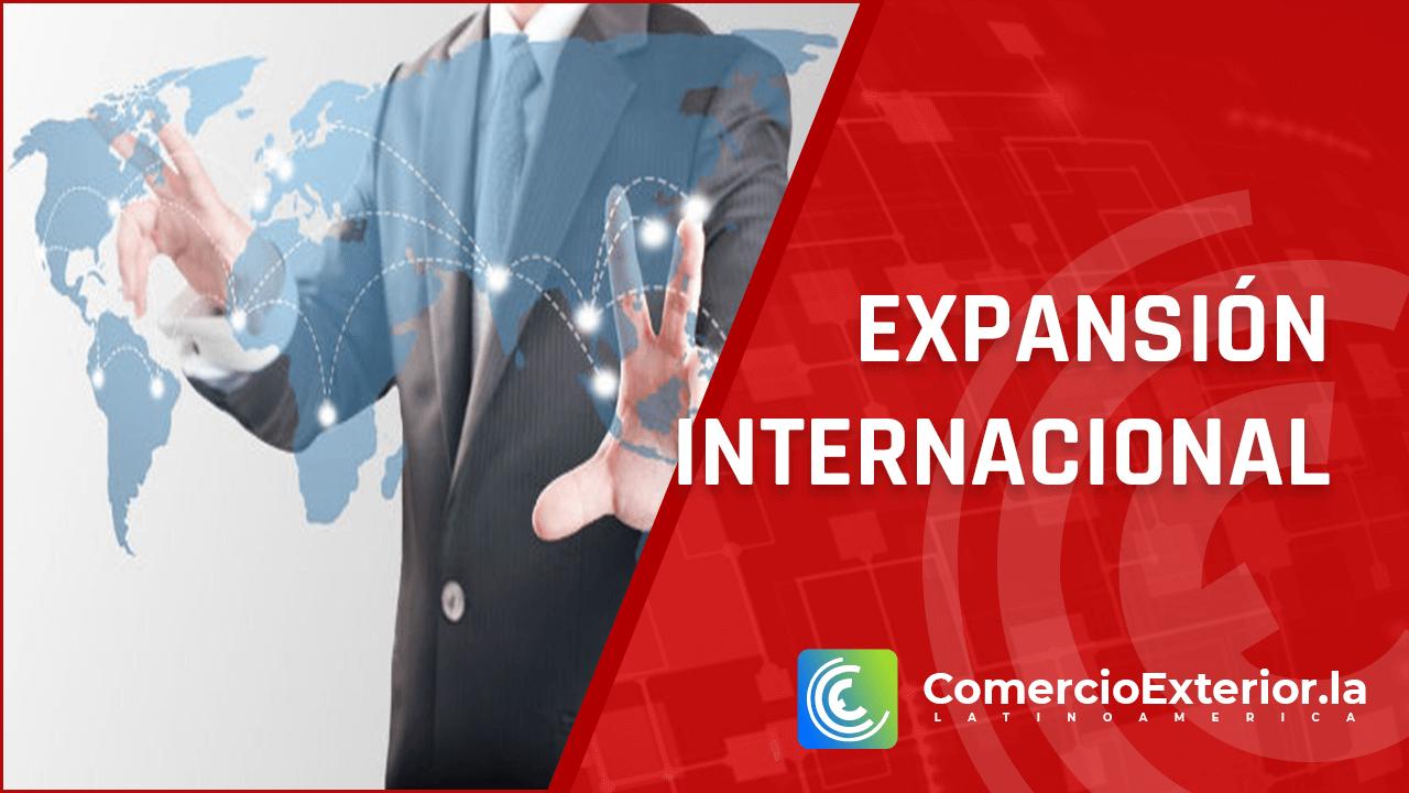 expansión internacional en el comercio exterior