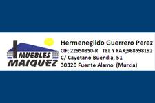 Muebles Maíquez