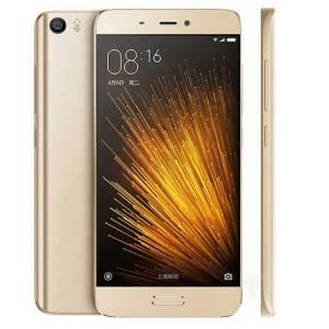 Xiaomi 5 teléfono estándar quad-core 4G – dorado