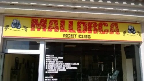 Powerhouse Mallorca-Fight Club