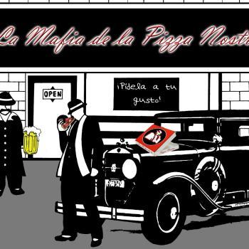 imagen de la pizza de la mafia 1