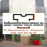 TODOUNIFORMES Ramos en Estepona