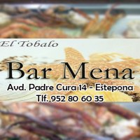 Bar Mena El Tobalo Bar de Tapas en Estepona