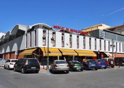 Mercado de Rojas Clemente