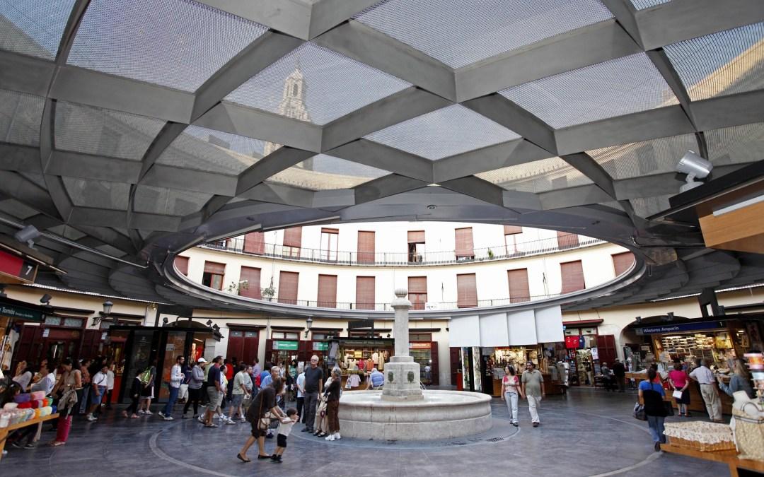 Mercat de Plaça Redona