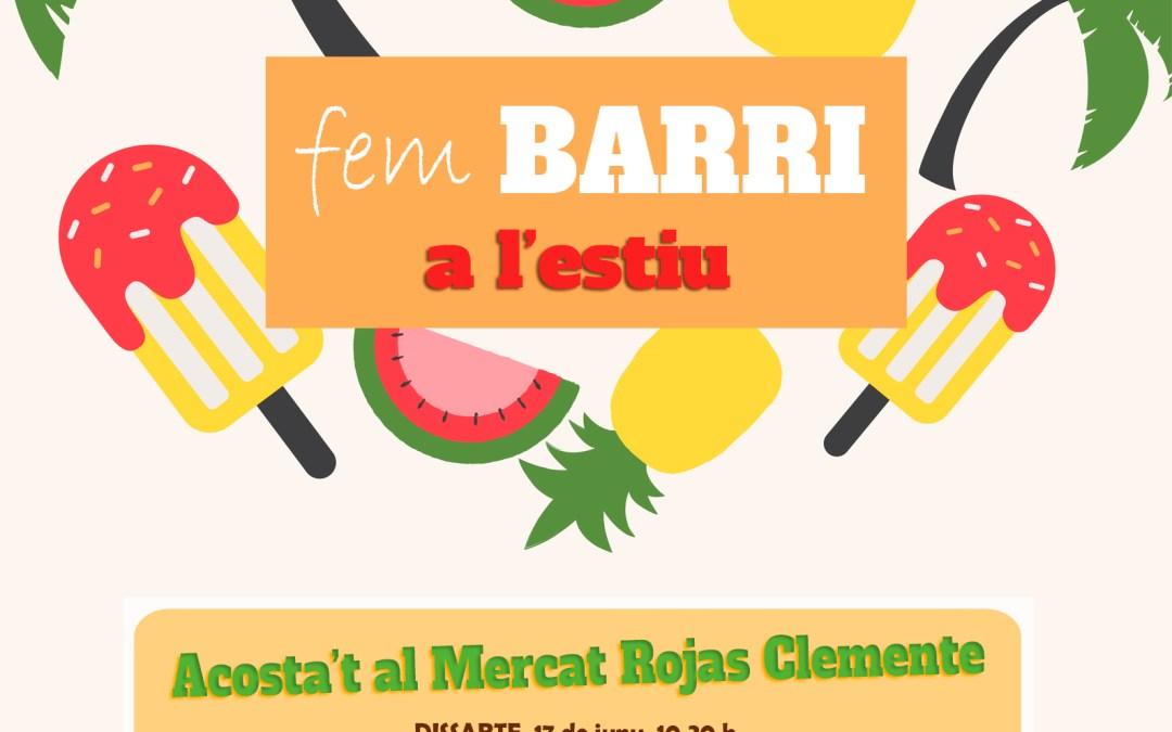 #FemBarri al Mercat de Rojas Clemente
