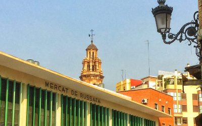 La Concejalía de Comercio adjudica las obras de refuerzo de la nave de la pescadería del Mercado de Ruzafa