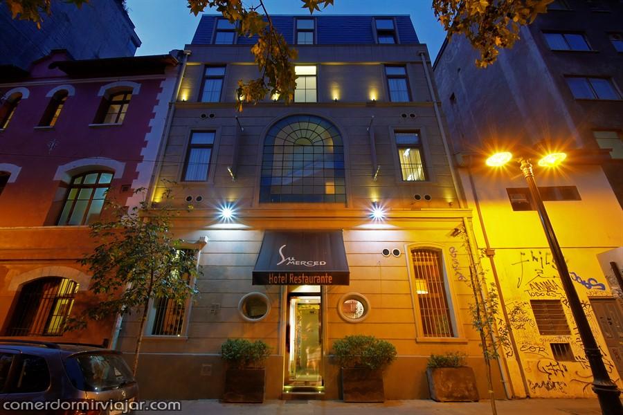 Su Merced Hotel - Santiago - Chile - comerdormirviajar.com (3)