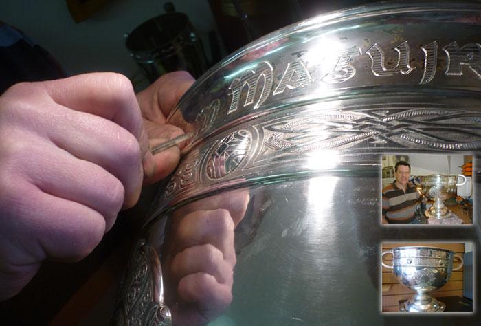 Master Engravers - Comerford & Brady