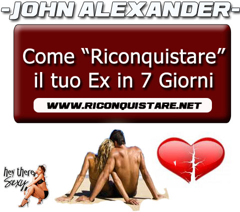 video ponrno come riconquistare l ex