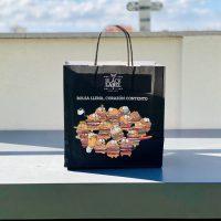 Las hamburguesas de Black Label Murcia Urban Grill en casa