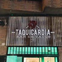 Taquicardia Bar de Tacos en Murcia, bueno, bonito y barato
