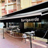 Restaurante Barrigaverde, uno de mis favoritos y con terraza