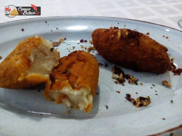 Restaurante El Molino de Tinajeros en Albacete