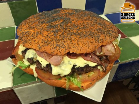 Hamburguesería Burger Arizona en Albacete