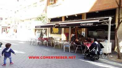 Cervecería Restaurante El Alambique en Albacete