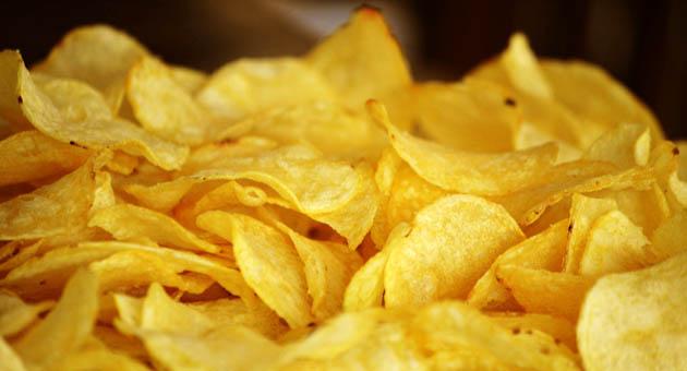 Patatas Fritas de bolsa - Las más saludables