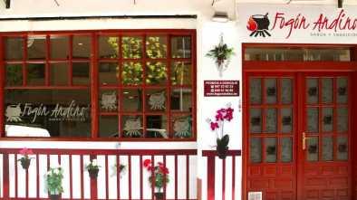Restaurante colombiano Fogón Andino