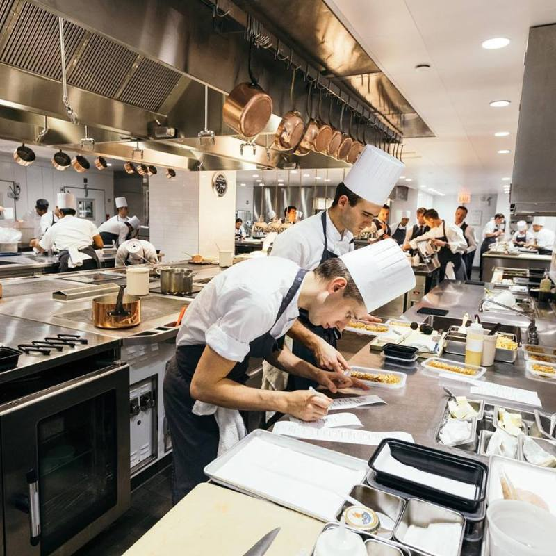mejores restaurantes del mundo 2018