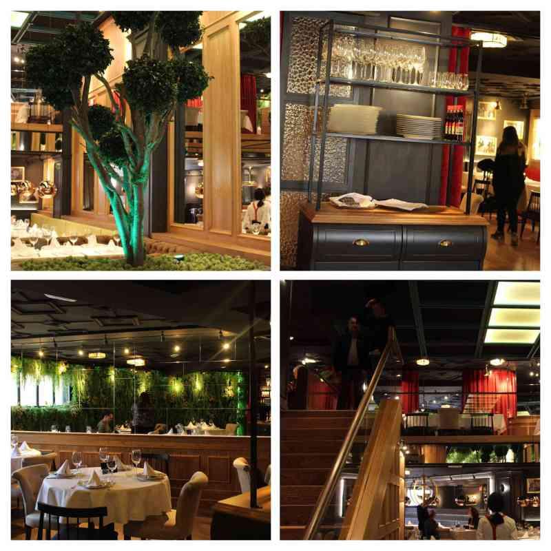 interior restaurante monumental albacete