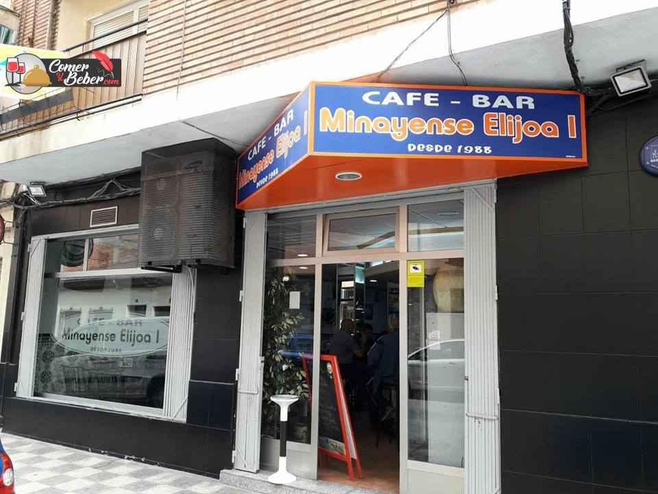 Café Bar Minayense Albacete