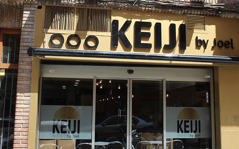 Keiji by Yoel en Albacete