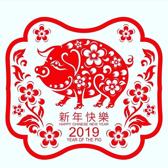 Happy #chinesenewyear #yearofthepig #piggy