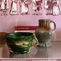 Making Ends Meet Tudor Style - Pottery and Tiles