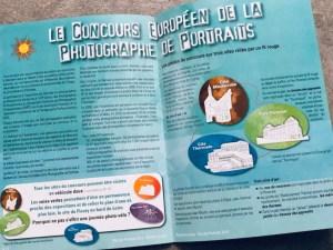 Été des Portraits 2012, pages intérieures