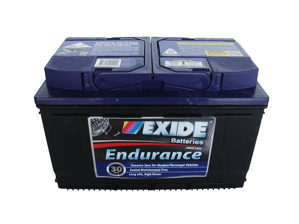 EXIDE ENDURANCE DIN66DMF D