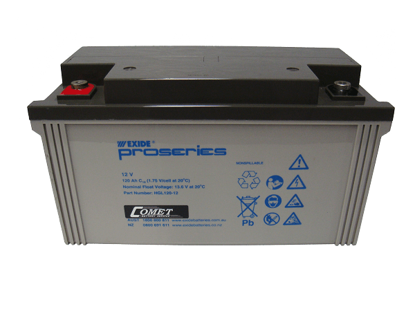 Deep Agm Exide Cycle Battery