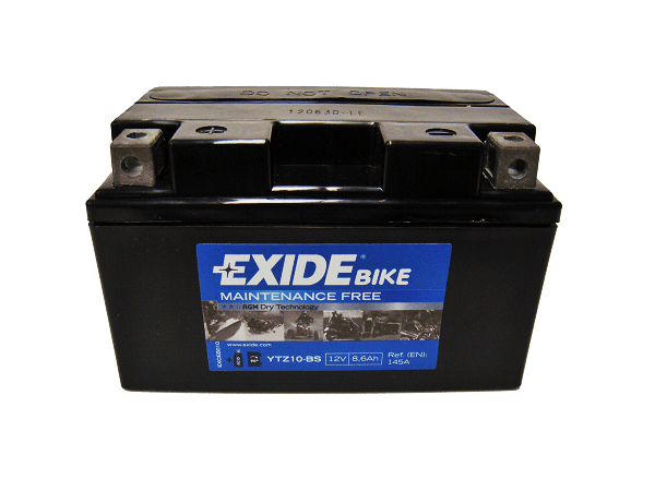 Exide Bike YTZ10-BS D