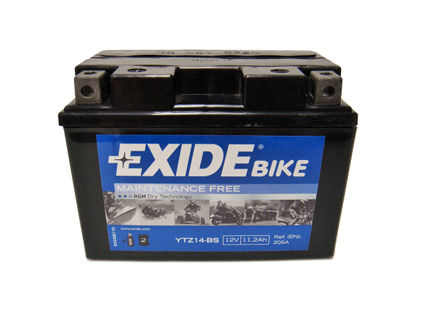 Exide Bike YTZ14-BS D