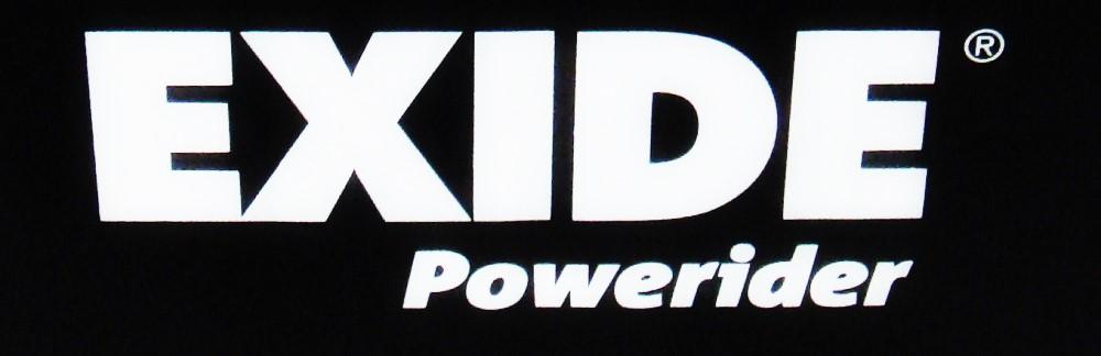 Exide PowerRider logo