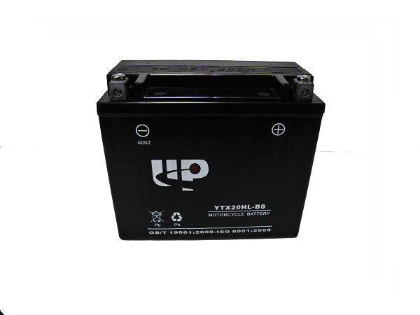 UP MOTORCYCLE BATTERY YTX20HL-BS D