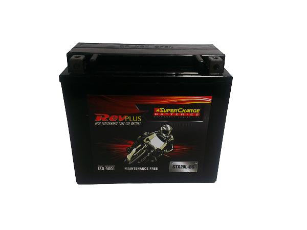 SUPERCHARGE REVPLUS STX20L-BS D