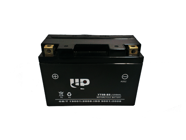 UP MOTORCYCLE BATTERY YT9B-BS D