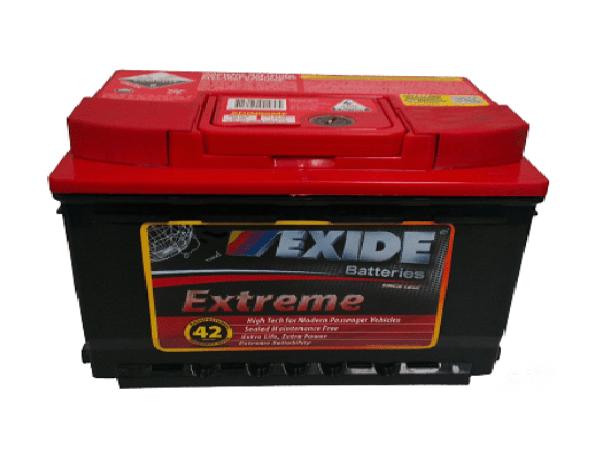 Exide Extreme XDIN66MF D 2
