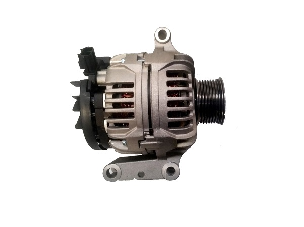 New Alternator – For FORD TRANSIT D4FA FX1A HPFB Diesel Clutch Pulley a