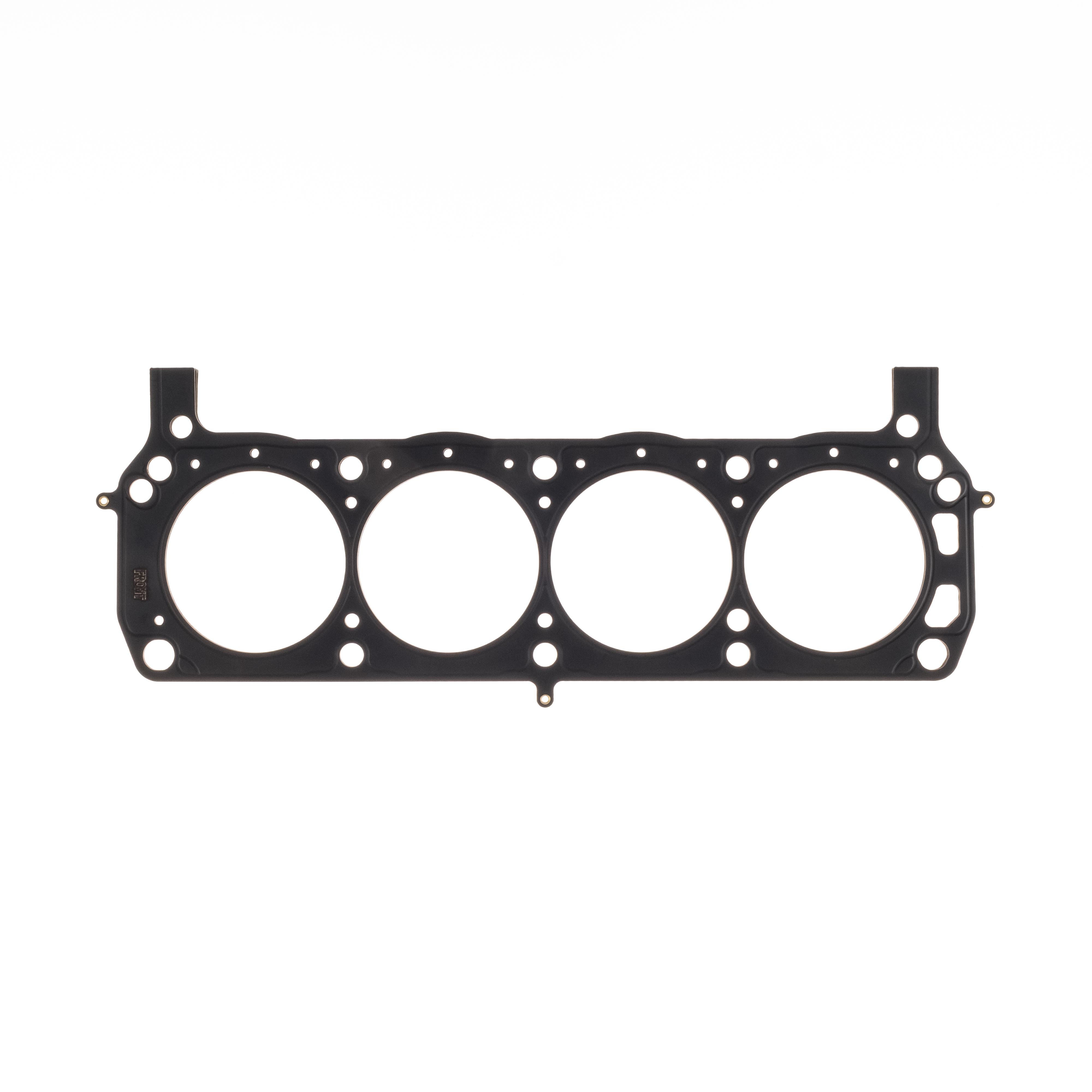 Ford 289 302 351w Windsor V8 040 Mlx Cylinder Head