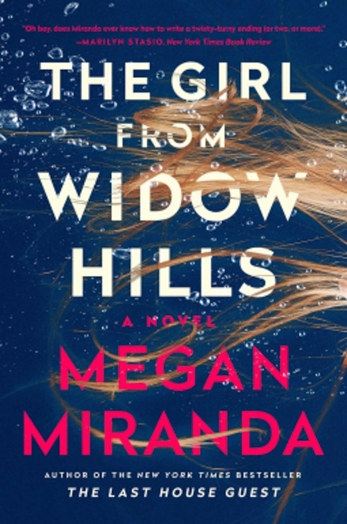 The Girl From Widow Hills book cover